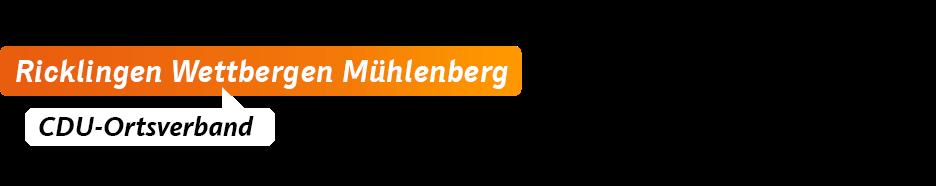 CDU Ricklingen-Wettbergen-Mühlenberg
